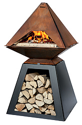Aduro Pizza Oven with base